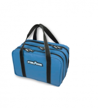 DAM® STEELPOWER BLUE WATER REPELLENT LURE BAG