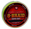 DAM EFFZETT 8-BRAID / super Soft / 125M / 0.20MM / 0.25MM oder 250m 0,15MM