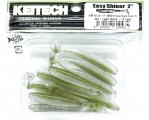 "Keitech Easy Shiner 2"" 481 Light Hitch"