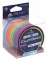 Mikado Braided Line Norway Quest 300m Countdown Multicolor Rund Geflochtene Angelschnur