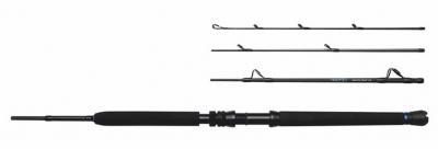 DAM® SALT-X TRAVEL BOAT RODS