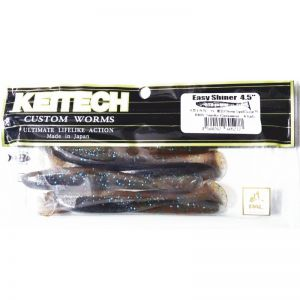 Keitech Easy Shiner 4,5  405 Smo...
